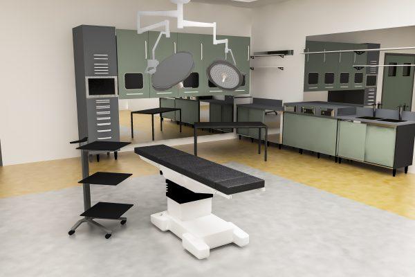 XMed - Attrezzature Inox Per il Medicale -Arredi Per Sale Operatorie In Acciaio Inox